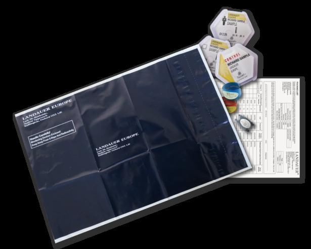 Dosimeters shipment