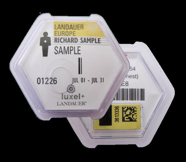 Luxel and neutrak for neutron dosimetry