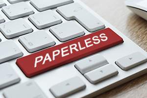 LANDAUER goes to paperless