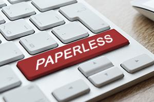 LANDAUER goes to paperless