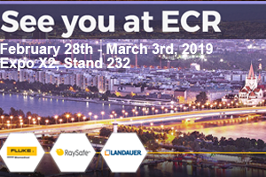 ECR 2019 - LANDAUER participation